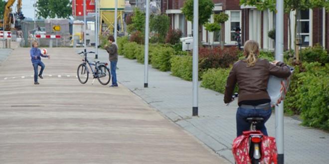 Straatbeeld Stadshagen