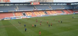 Stadion van Sparta Praag