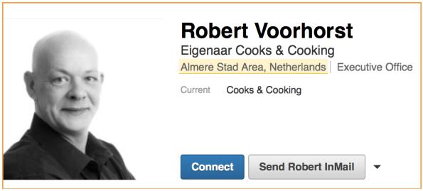 Robert Voorhorst