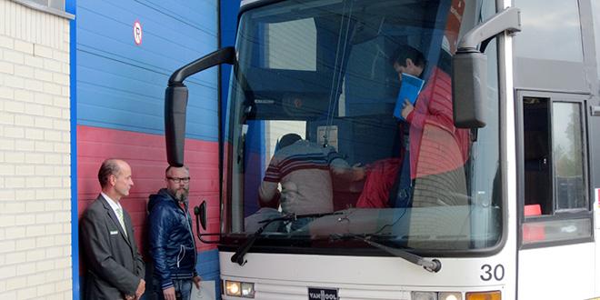 Vluchtelingen IJsselhallen
