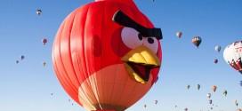 Angry Birds luchtballon
