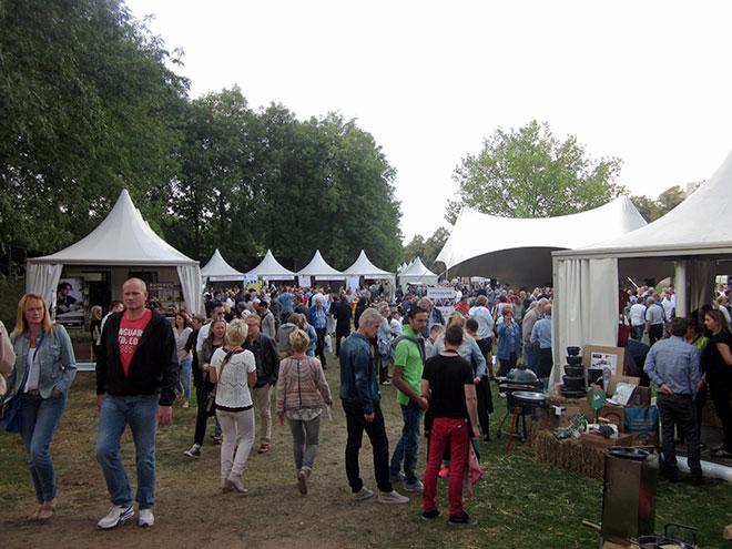 Lekker grasduinen in Zwolle, tussen de haute cuisine van Nederland.