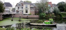 Kroos in grachten Zwolle