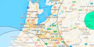 kaart.kernramp
