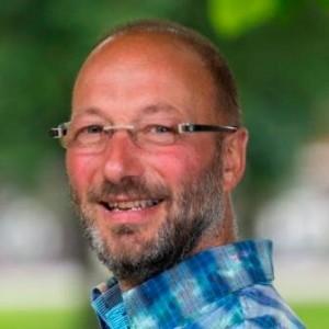 Patrick Rijke, fractieleider van GroenLinks in Zwolle