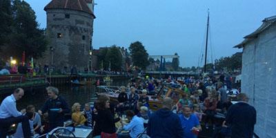 Concert Thorbeckegracht Stadsfestival