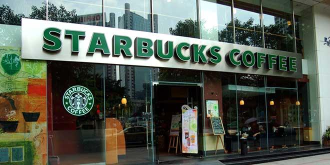 Starbucks in Zwolle