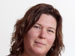 PvdA-fractievoorzitter Eefke Meijerink.