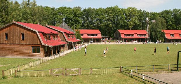 Het Summercamp in Heino.