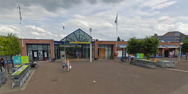 Aa-landen winkelcentrum