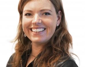 Sonja Paauw, fractievoorzitter D66.