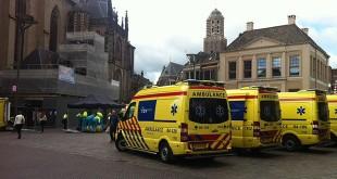 Staking ambulance