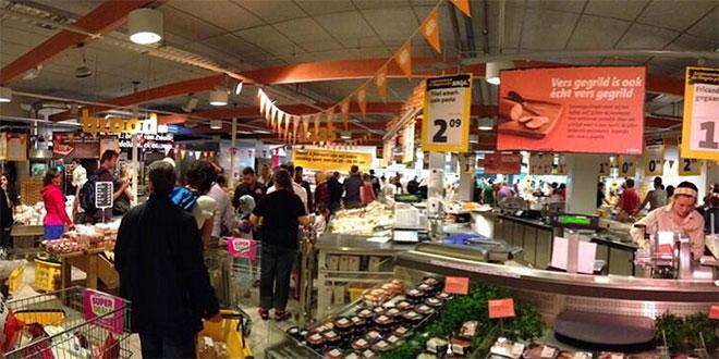 Supermarkt zondag Zwolle