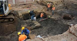Opgravingen Melkmarkt
