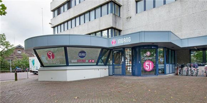 CIty Post Zwolle