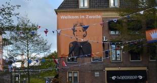 Las Rosas pakt uit met Koningsdag- en nacht in Zwolle