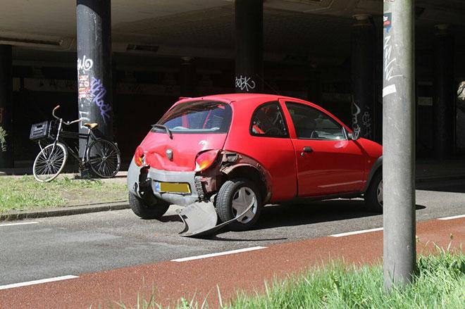 Ongeluk Hogenkampsweg