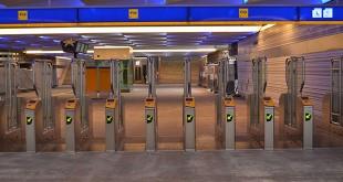 Poortjes station Zwolle