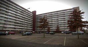 De Biesbosch flat in Zwolle moet brandveiliger worden.
