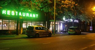 Overval op Hotel Campanile in Zwolle
