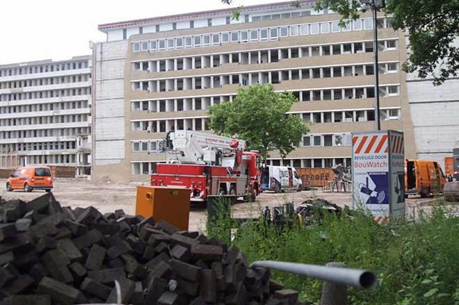 Brand Weezenlanden Ziekehuis