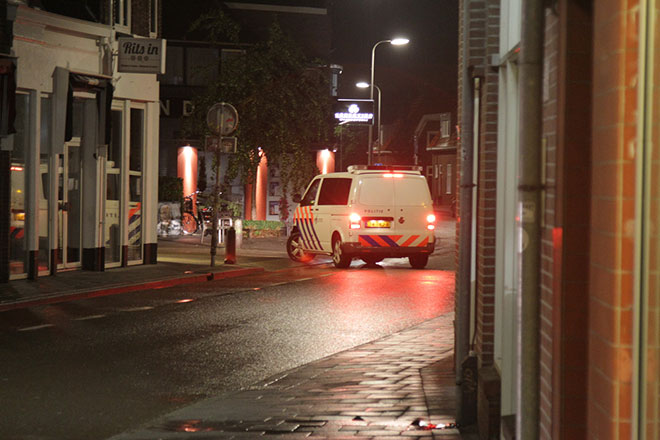 Brandweer rukt uit in Assendorp
