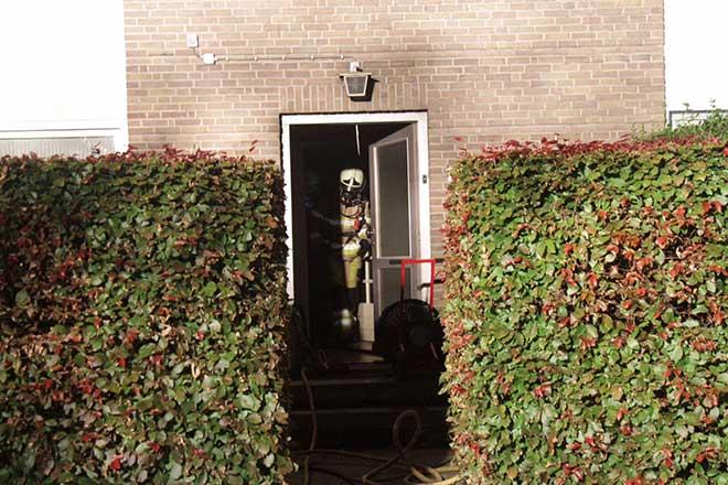 Brand Veerallee Zwolle