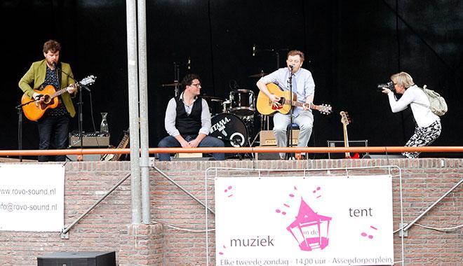 Muziek in de Tent Assendorp