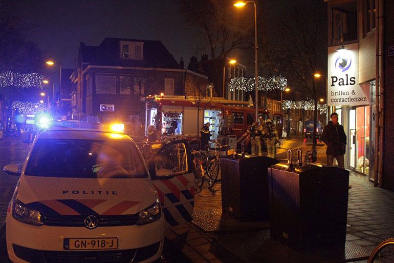 Brand Vechtstraat