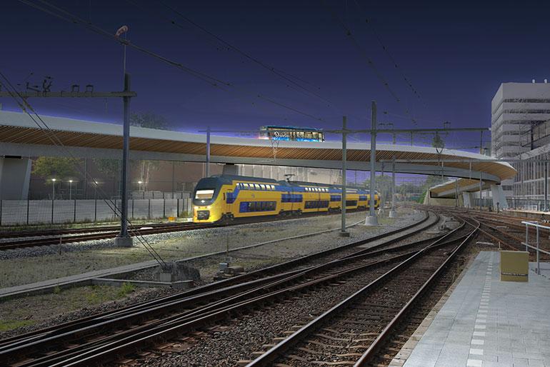 Busbrug Zwolle