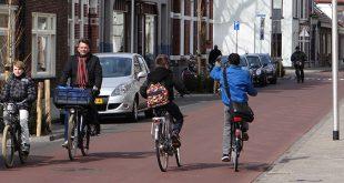 Verwarmde fietspaden Zwolle