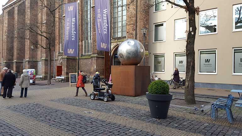 Kunst bij Waanders van Ronald A. Westerhuis