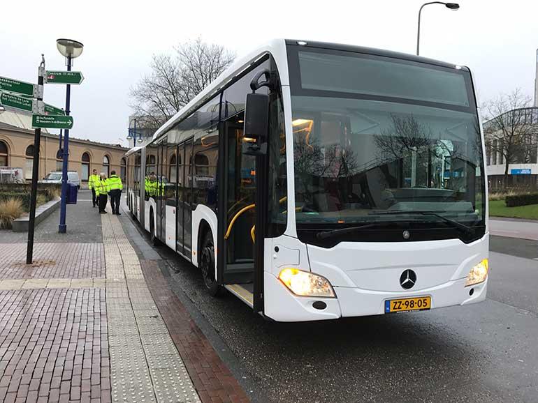 Bus Deltion College