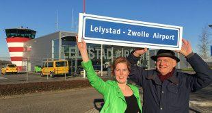 'Vliegveld Lelystad overschrijdt onaanvaardbare grens'
