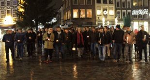 Stille Tocht Aleppo in Zwolle