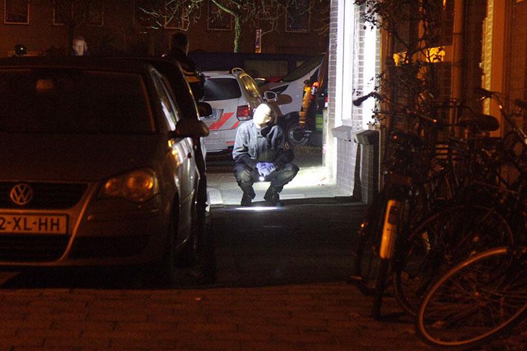 Politie schiet man neer Assendorp