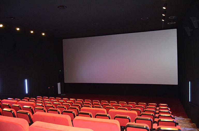 Nieuwe Pathé bioscoop Zwolle