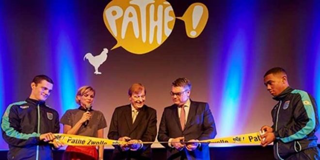Opening Pathé Zwolle