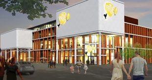 Nieuwe bioscoop Zwolle