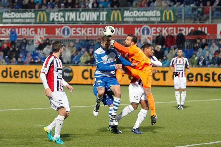 PEC Zwolle - Willem II