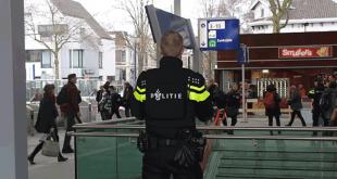 Zakkenrollers teisteren station Zwolle