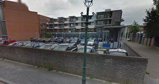 Appartementen op bovendek parkeergarage Dijkstraat in Zwolle