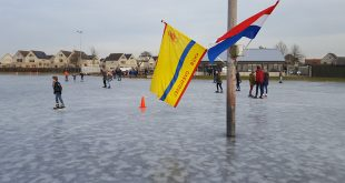 Schaatsvereniging WVF in Westenholte