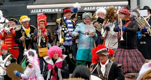 Carnaval Zwolle 2017