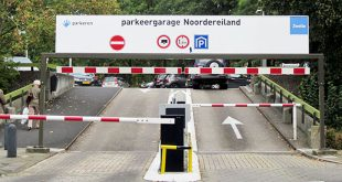 Noordereiland parkeren Zwolle
