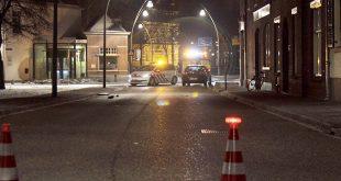 Ongeluk Wilhelminasingel in Zwolle