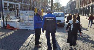 Delen in binnenstad vanaf zaterdag alléén toegankelijk voor voetgangers