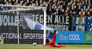 PEC Zwolle - Vitesse 3-1