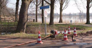 Waterleiding Aa-landen kapot