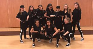 Team Diff Dance Center naar wk hiphop in Schotland